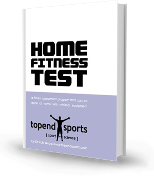 home fitness test manual